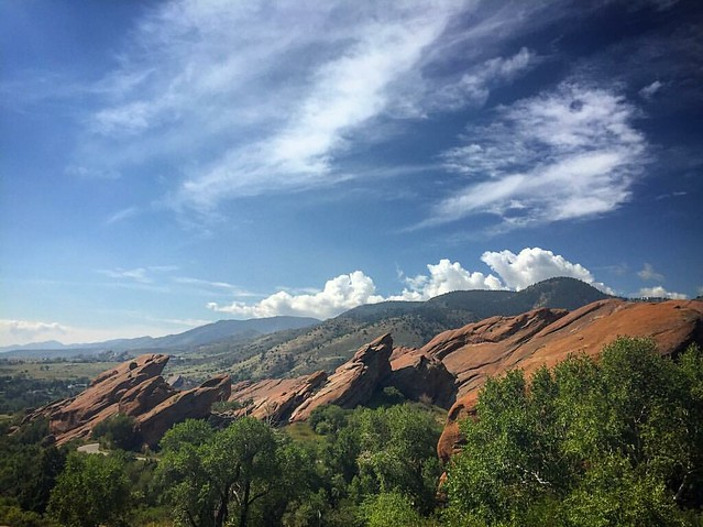 #redrocks #colorado