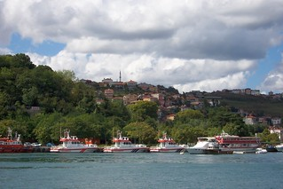 Turkey (Istanbul) Coast guard ships