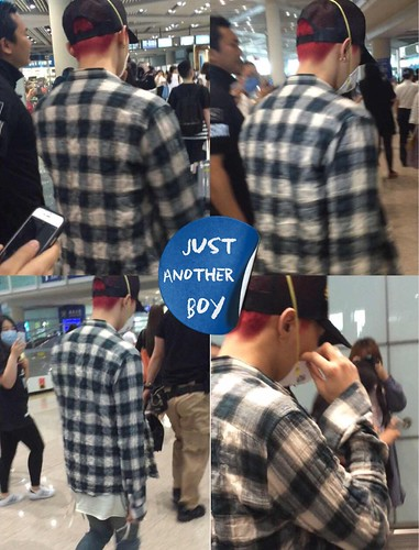 Big Bang - Beijing Airport - 05jun2015 - G-Dragon - ABOY_08181104 - 01