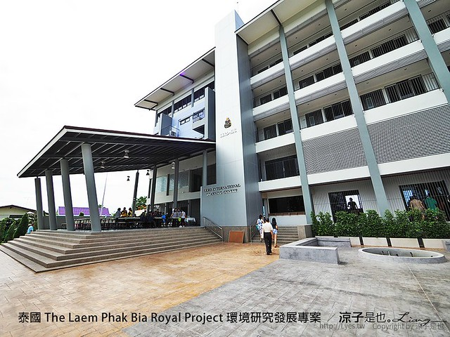 泰國 The Laem Phak Bia Royal Project 環境研究發展專案  20