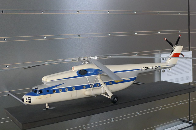 Modell: Mil Mi-6