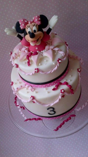 Minnie Mouse Cake Flickr Photo Sharing