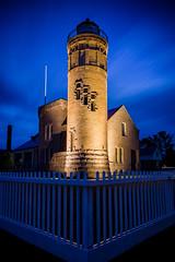 Mackinac Point Lighthouse - Michigan