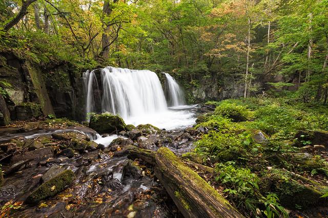 Choshi Otaki Falls