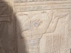 Reliefs at Deir el-Haggar (IV)