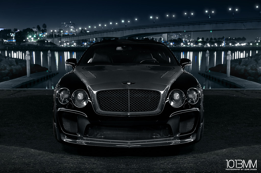 Slek Bentley Continental GT