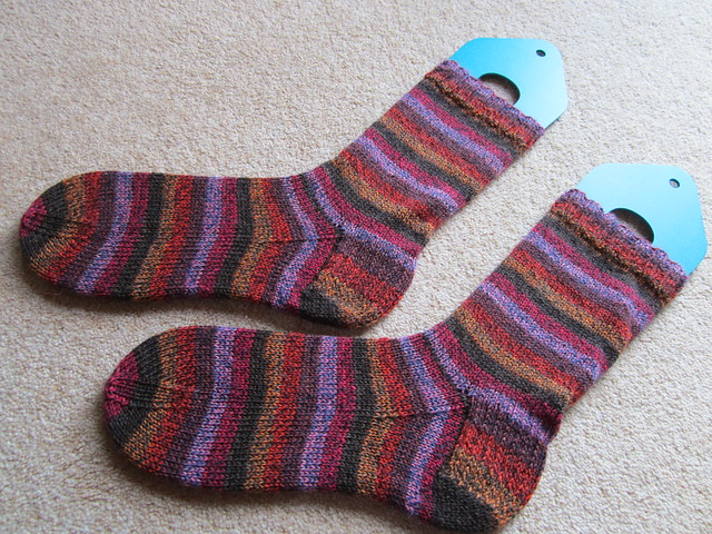 Plain vanilla socks no13 (2)