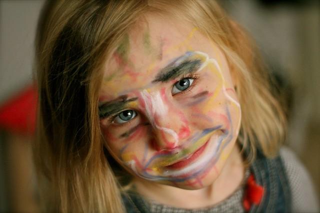 Facepaint Zed