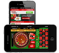 Real Money iPhone Craps