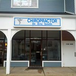 Chiropractor Dr. Eric Smith