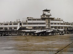 Dublin Airport in the Rare Old Days