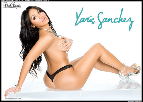 Yaris Sanchez Show Black Lingerie Pictures . sexy pictures of yaris sanchez in the latest issue of show black lingerie follow Yaris Sanchez (Yaris_Sanchez) @Yaris_Sanchez on Twitter