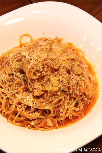 Napolitana Pasta, Bistro Fiore