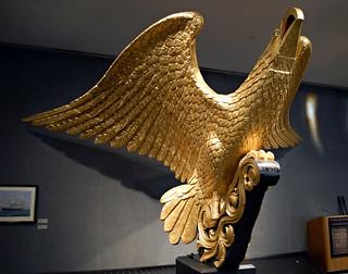 eagle figurehead 2