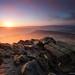 sunrise at kitkat stones by awhyu