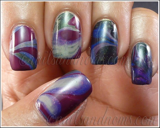 31DC2012 Day 20 Water Marble 6