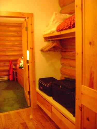 Teton Cabin Storage