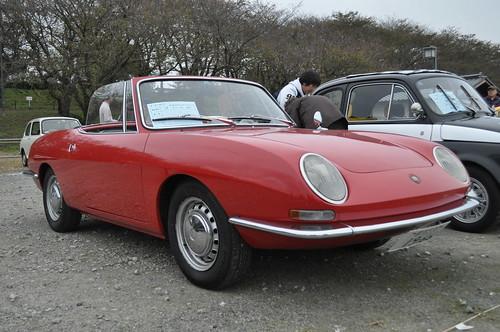 1966 FIAT 850 SPIDER