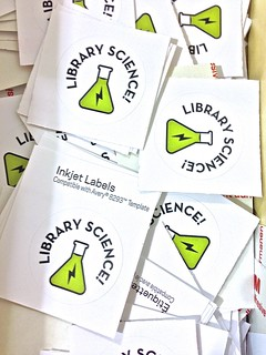 Library Science!
