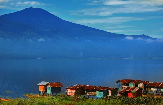 Lake Kerinci