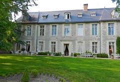 2012.05 ANJOU -  BRIOLAY - Château de Noirieux