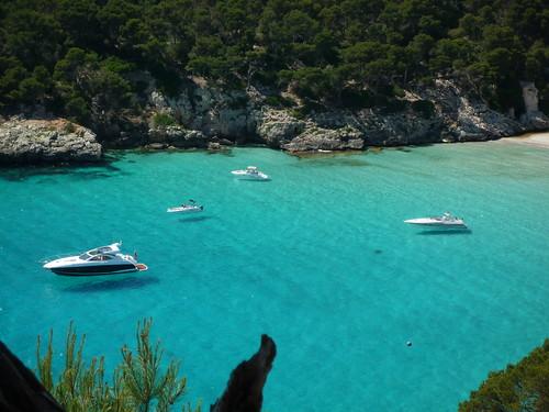 Cala Trebaluger / Menorca
