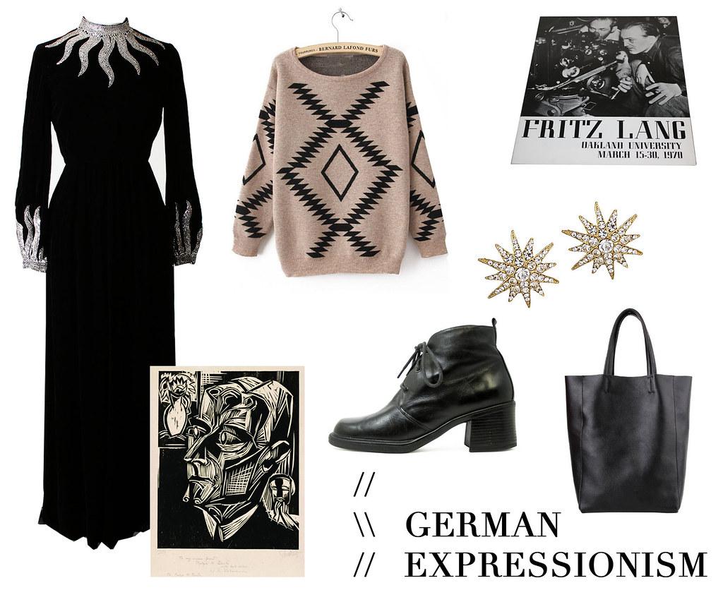 wish list - german expressionism