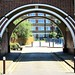 Another fine arch, on the Arnold Estate