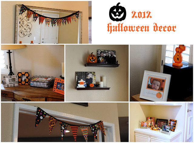 2012 Halloween Decor