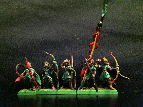 Glade Guard - Front Rank