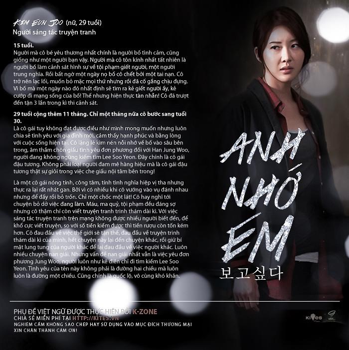 Xem phim Anh Nhớ Em - I Miss You - Missing You 2012