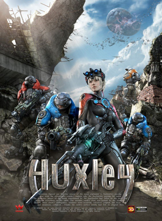 huxley_poster