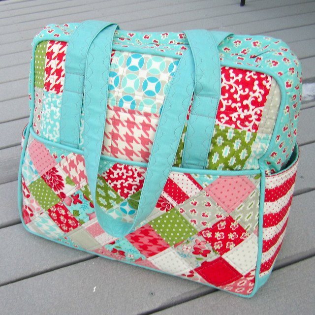 Weekender by Happier Than a Bird Quilts