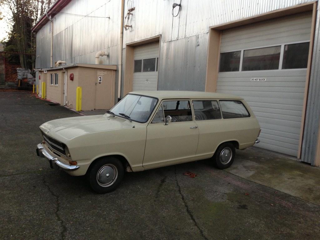 Opel kadett wagon