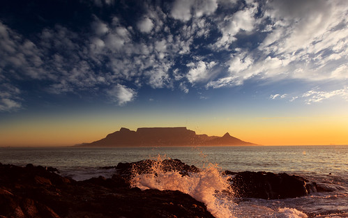 Table Mountain, Cape Town, South Africa | Wow! Planet Earth