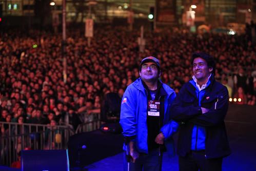 Show Gira Teletón Concepción 2012