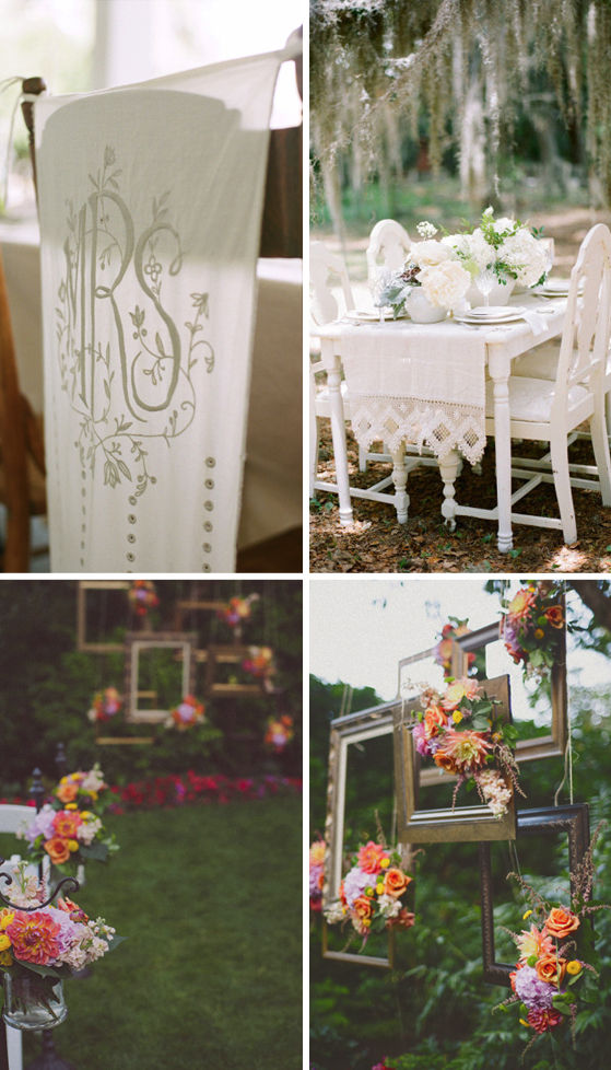 Wedding Decor via Lovestru.ck