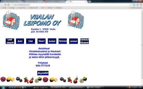Kuvat blogijuttuun retrosaiteista.. (Finnish only)