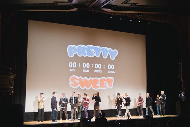Pretty Sweet World Premier @ Orpheum Theater