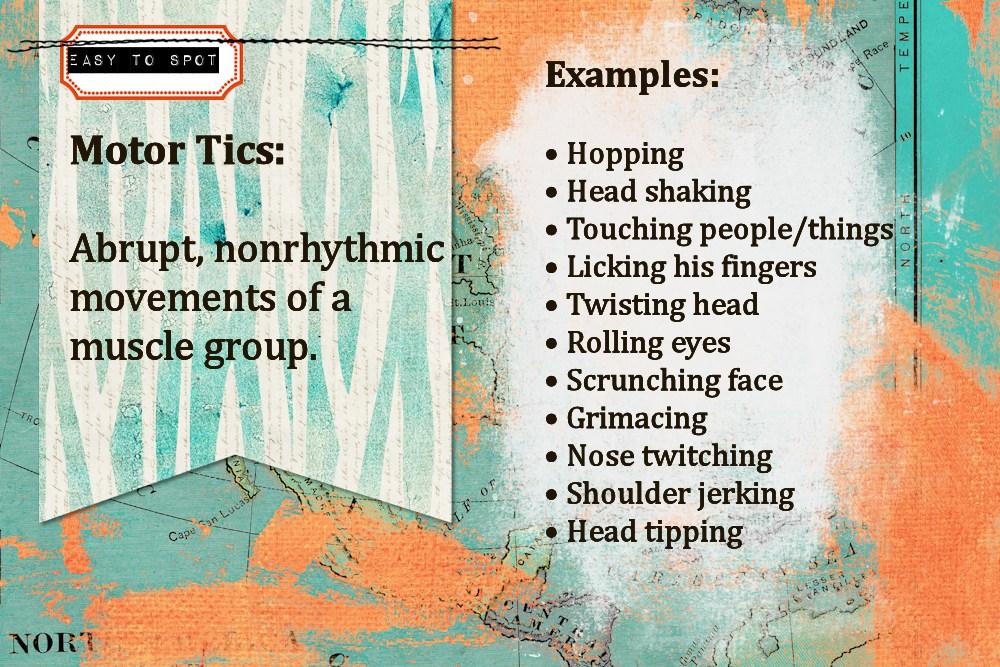 Tourette S Awareness For Parents Of Autistic Children A