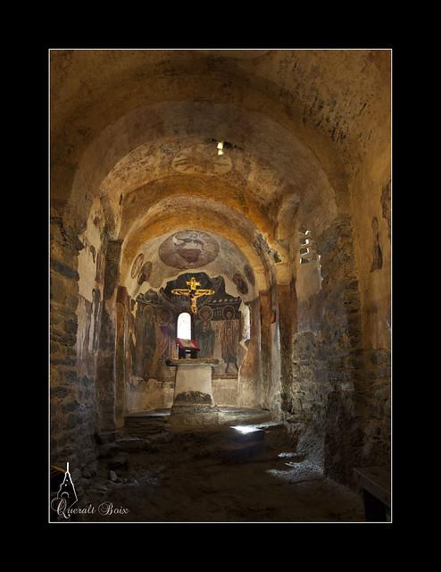 Sant Romà de les Bons - interior