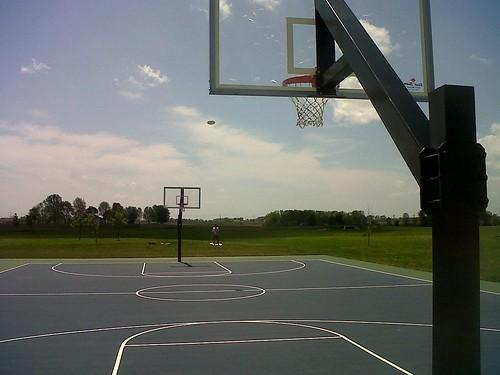 Basketball Court Pic