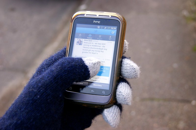 Etre touchscreen gloves