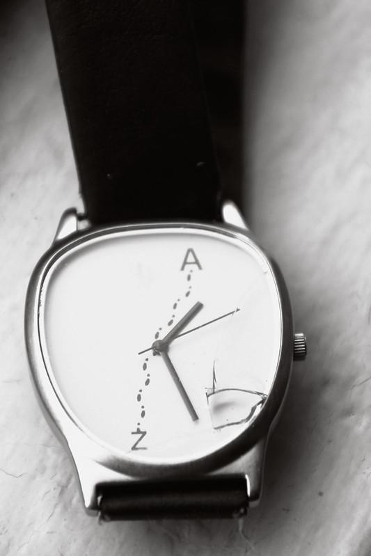 el tiempo roto