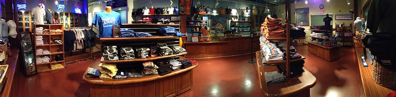 Sam Adams Brewery Gift Shop