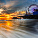 Rush Hour ~ Santa Monica Pier at Sunset ~{explored}~