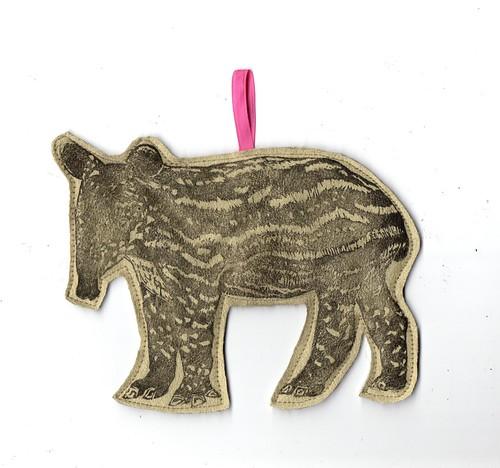 Tapir Ornament