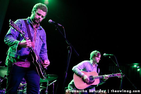 The Amazing @ The Fonda Theatre,LA 11/17/2012