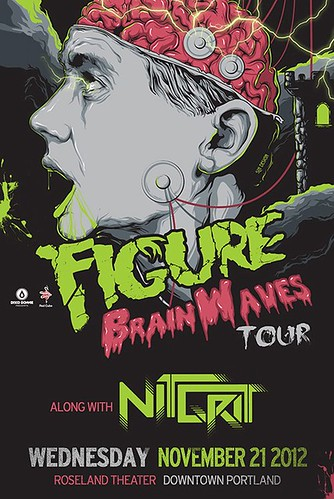 Figure Brainwaves Tour @ The Roseland