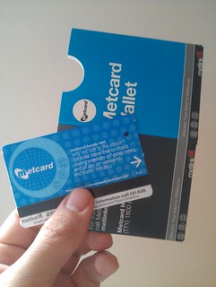 Metcard and Metcard keepsafe wallet